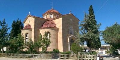 Ιερός Ναός Αγίας Τριάδας Ελληνικού