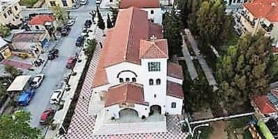 Ιερός Ναός Αγίου Γεωργίου Δ.Ε.Αγριάς - Δ.Βόλου