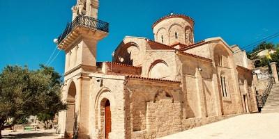 Ιερός Ναός Αγίου Μύρωνα, Ηράκλειο Κρήτης