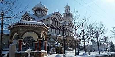 Ιερός Ναός Μεγαλομάρτυρος Αγίου Γεωργίου