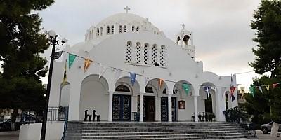 Ιερός Ναός Αγίας Μαρίνης
