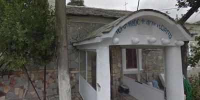 Ιερός Ναός Αγίου Γεωργίου Θάσος