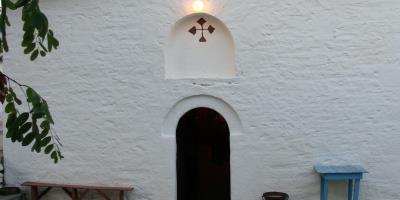 Ιερός Ναός Αγίου Δημητρίου Θάσος