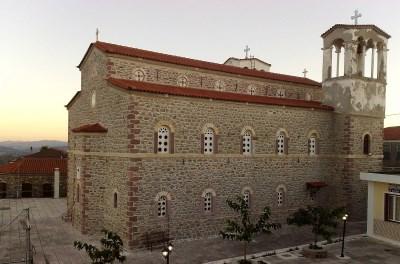 Ιερός Ναός Αγίου Αθανασίου Οξύλιθου Ευβοίας