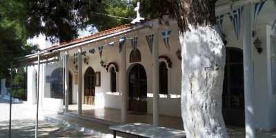Iερός Ναός Αγίου Νικολάου του Νέου Αρτέμιδος