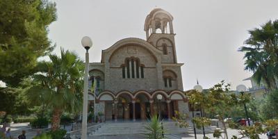Ιερός Ναός Αγία Αναστασία η Πατρίκια