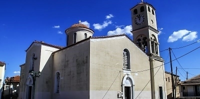 Ιερός Ναός Αγίας Τριάδας Σελλασίας