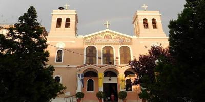 Ιερός Ναός Αγίας Τριάδας Πατρών