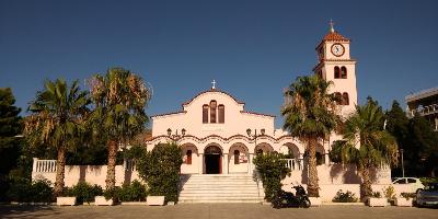 Άγιος Νικόλαος Γλυφάδας