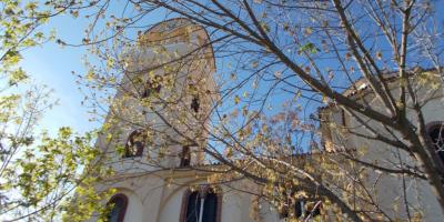 Ιερός Ναός Αγίου Νεκταρίου Νέας Ιωνίας Βόλου