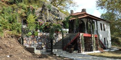 Ιερό Παρεκκλήσιο Παναγίας Σπηλαιώτισσας