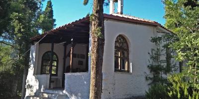 Ιερό Παρεκκλήσιο Αγίων Θεοδώρων