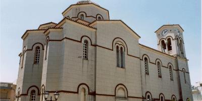 Ιερός Ναός Κοίμησης Θεοτόκου