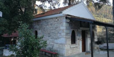 Ιερό Παρεκκλήσιο Αγίας Μαρίνας Θάσου