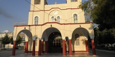Iερός Ναός Ευαγγελισμού Θεοτόκου Καστέλλας