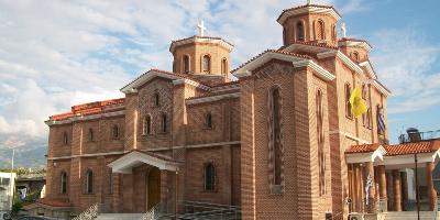 Ιερός Ναός Τιμίου Προδρόμου και Οσίου Ιωάννου Ρώσσου Πατρών